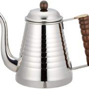 prime会员!K阿lita 卡丽塔 滴滤式咖啡壶 银色 1L  到手¥331¥303.49 比上一次爆料降低 ¥4.95