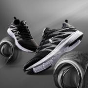 11日10点:乔丹 男跑步鞋 XM3570242 黑色/银色109元(前2小时)