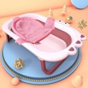 PLUS会员!babyhood 世纪宝贝 婴儿可折叠洗澡盆