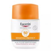 Eucerin 优色林 水润清爽面部防晒乳液 SPF50+ 50ml