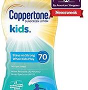 Coppertone 水宝宝 SPF70+ 无泪无油儿童防晒乳237mL 含税到手¥51.66