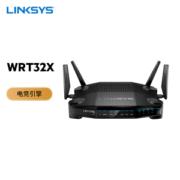 LINKSYS 领势 WRT32X 3200M 千兆双频 家用路由器 WiFi5599元包邮(需用券)