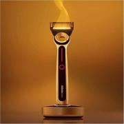某猫活动价1169元!Gillette Labs Heated热感 男士SPA级手动剃须刀(1刀架+2刀头) 到手¥624.83