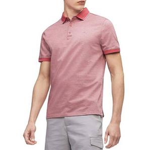 Calvin Klein 卡尔文·克莱因 Liquid Touch 男士丝光纯棉polo衫  含税到手约¥143