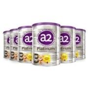 a2 艾尔 Platinum系列 幼儿奶粉 澳版 3段 900g*6罐894元(包邮)