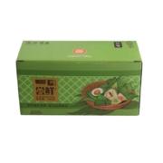 PLUS会员:一品粤 粽尝鲜 传统肉粽礼盒 100g*2只*2件19.8元包邮(需用券 折合9.9元/件)