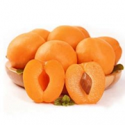 水果蔬菜 陕西大黄杏 5斤装16.9元包邮(需用券)