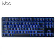 iKBC R300 机械键盘(Cherry MX轴、PBT、 87键、蓝色背光) 279元包邮(需用券)¥279.00 6.1折 比上一次爆料降低 ¥20