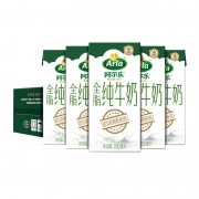88VIP:Arla阿尔乐 全脂牛奶 200ml*24盒 *3件106.77元包邮(多重优惠,合35.59元/件)