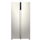 JIWU 苏宁极物 小Biu JSE4628LP 对开门冰箱 468L 印象金1799元