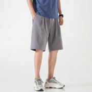 巴布杉 男士休闲短裤  DK200814.9元包邮