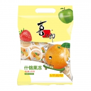 88VIP:XIZHILANG 喜之郎 什锦果汁果冻 882g10.32元包邮(用券返卡后)