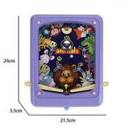 Zhiqixiong 稚气熊 儿童三维弹珠台玩具9.9元包邮(需用券)