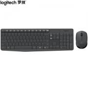 logitech 罗技 MK235 无线键鼠套装75元(需用券)