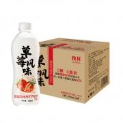 88VIP:秋林格瓦斯 秋林 草莓味气泡水 450ml*12瓶*4件