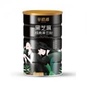 南京农业大学研制 谷初源 黑芝麻糊600g*2罐29.8元包邮