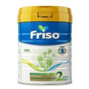 不易上火!Friso 美素佳儿 荷兰版  婴儿配方奶粉 2段 800g罐¥99.00 5.1折 比上一次爆料降低 ¥86