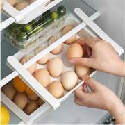 Furihurse 冰箱鸡蛋抽屉式收纳盒 2个装14.9元包邮(需用券)