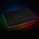 Thermaltake Massive 20 RGB 单个 200 毫米风扇 10 英寸到 19 英寸笔记本电脑