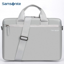 Samsonite 新秀丽 BP5*28002 13.3英寸轻薄笔记本包 银灰色