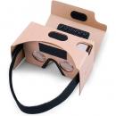 Google Cardboard V2 版本 VR虚拟现实眼镜 适用于所有 iPhone 和 Android 手机