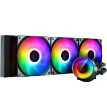 DEEPCOOL 九州风神 堡垒360 幻彩 一体式水冷散热器 RGB 360mm