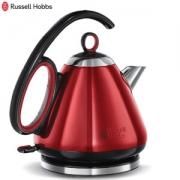 Russell Hobbs 领豪 21281-70C 电水壶 1.7L239.6元包邮(双重优惠)