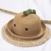 HOCR 儿童遮阳草帽15.9元包邮(需用券)