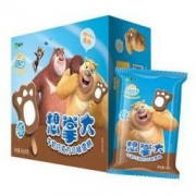 MENGNIU 蒙牛 牛奶巧克力口味雪糕 65g×6支6.56元(需买15件,共98.4元)
