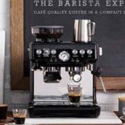 Sage 带磨豆器 半自动咖啡机 SES875 1700W 到手¥3433.66