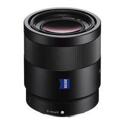 SONY 索尼 Sonnar T* FE 55mm F1.8 ZA全画幅蔡司标准定焦微单相机镜头 E卡口(SEL55F18Z)人像 街拍 风光