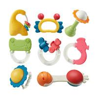 88VIP!babycare 婴儿手摇铃礼盒 8只装