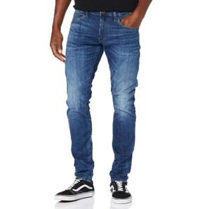 G-Star Raw 3301系列 男士修身水洗牛仔裤 D01159  含税到手约¥340