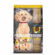 PLUS会员:nutram 纽顿 T28 鲑鱼鳟鱼无谷全犬狗粮 6kg¥265.00 比上一次爆料降低 ¥13