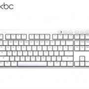 iKBC S200 无线机械键盘 87键 白色 红轴259元