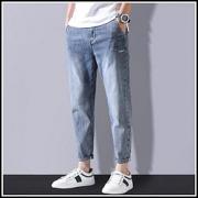 La Chapelle 拉夏贝尔 1XLXNZ2G230502 男士牛仔裤