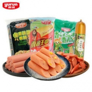 yurun 雨润 优级王中王240g*2+玉米肠240g+优级爆炒王200g19.9元包邮(需用券)