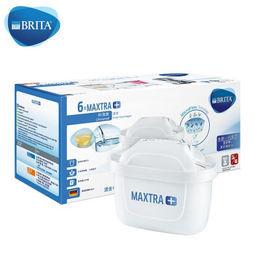 BRITA 碧然德 P6 Maxtra+ 多效滤芯 6枚装