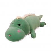 勾勾手 小恐龙抱枕毛绒玩具 80cm17元包邮(需用券)