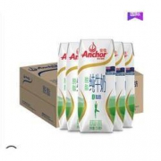 88VIP:Anchor 安佳 脱脂高钙纯牛奶 250ml*24盒61.4元包邮(多重优惠)
