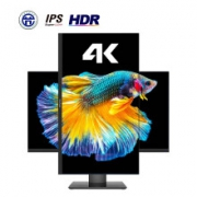 PLUS会员:ViewSonic 优派 VX2831-4K-HD 28英寸IPS显示器(4K、HDR10、100%sRGB)