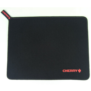 CHERRY 樱桃 G80-Mini 网格纤维小粗鼠标垫 黑色 小号
