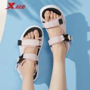 XTEP 特步 980218171666 女士凉鞋99元包邮(需用券)