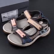 ECCO 爱步 Yucatan越野系列 女士户外越野凉鞋335.14元包邮(天猫1399元)