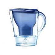 BRITA 碧然德 Marella系列滤水壶一壶一芯3.5升 蓝色