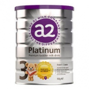a2 艾尔 Platinum 白金版 婴幼儿奶粉 3段 900g202元