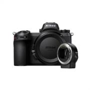 Nikon 尼康 Z 7 全画幅 微单相机 黑色 单机身 FTZ转接口