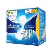 88VIP:whisper 护舒宝 卫生巾超薄未来感日用品 240mm*18片 *5件94.26元(折合18.85元/件)