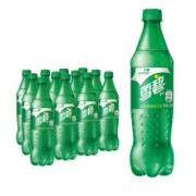 Coca-Cola 可口可乐 雪碧 Sprite 无糖零卡 汽水 碳酸饮料 500ml*12瓶25.52元