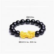 sheng jue 盛爵 999足金貔貅手链458元包邮(需用券)